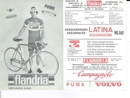 691 - CYCLISME - WIELRENNEN -  VERPLANCKE DANIEL - FLANDRIA - Ciclismo