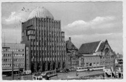 HANNOVER   ANZEIGER  HOCHHAUS                   2  SCAN     (VIAGGIATA) - Germania