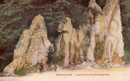 Pontarlier - Les Dames Des Entreportes - Pontarlier