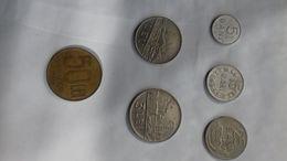 ROMANIA- MONETE LOTTO 1 - PEZZI N.7 -1966/1992 - Romania
