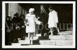Postcard / ROYALTY / Belgium / Belgique / België / Princesse Josephine Charlotte / Prins Boudewijn / Prince Baudouin - Personnages Célèbres