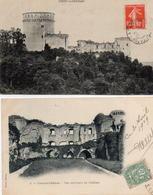CPA 02 Aisne Coucy-le-Château Vue Intérieure - France