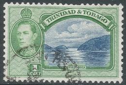 Trinidad & Tobago. 1938-44 KGVI. 1c Used. SG 246 - Trinidad & Tobago (...-1961)