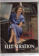 Automobile France Illustration Salon De L'automobile 1949 N° D'octobre 1949 - Boeken, Tijdschriften, Stripverhalen