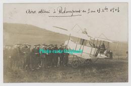 52 - ROLAMPONT - Photo-carte - Aéro Atterri à Rolampont Du 9 Au 13 Octobre 1913 - 1914 - Très RARE - TBE - Autres Communes