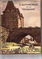 Automobile L'illustration L'automobile Et Le Tourisme Salon De L'automobile 1930 N°4 D'octobre 1930 - Livres, BD, Revues