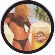 Lote V24,  Venezuela, Posavaso, Coaster, Polar, Modelo, Bikini Negro, Catira - Beer Mats