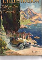 Automobile L'illustration L'automobile Et Le Tourisme Salon De L'automobile 1924 Du 4 Octobre 1924 - Books, Magazines, Comics