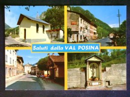 VENETO -VICENZA -POSINA -F.G. - Vicenza
