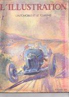 Automobile L'illustration L'automobile Et Le Tourisme Salon De L'automobile 1928 Du 6 Octobre 1928 - Boeken, Tijdschriften, Stripverhalen