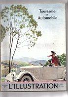 Automobile L'illustration L'automobile Et Le Tourisme Salon De L'automobile 1934 Du 6 Octobre 1934 - Livres, BD, Revues