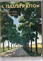 Automobile L'illustration L'automobile Et Le Tourisme Salon De L'automobile 1932 Du 1er Octobre 1932 - Boeken, Tijdschriften, Stripverhalen