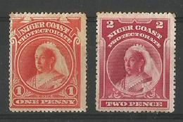 Niger Cost Protectorate - Gold Coast (...-1957)