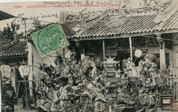 CAMBODGE(PHNOM PENH) CHINE(FETE) - Kambodscha