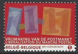 Belgique COB 4089 ** MNH - Belgium
