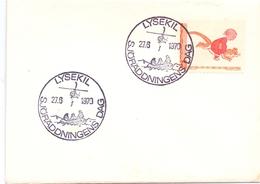 SVERIGE  LYSEKIL   1970  (SET180060) - Primo Soccorso