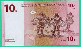 10 Centimes - Congo - 1997 - N° C4993051S - Neuf - - Congo