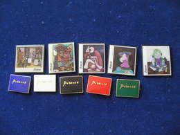 10 Pin's PICASSO Peintre - Celebrities