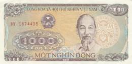 BANCONOTA VIETNAM 1000 VF (Z1538 - Vietnam