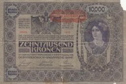 BANCONOTA AUSTRIA 1000 CORONE F (Z1555 - Austria