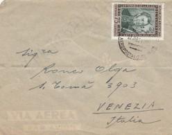 LETTERA 1951 DA ARGENTINA PER ITALIA  (Z1578 - Argentina