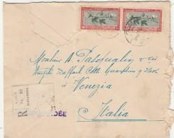 RACCOMANDATA DA EGITTO PER ITALIA CIRCA ANNI 30 (Z1590 - Egypt