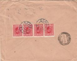 LETTERA 1931 DA REGNO CROAZIA SLOVENIA PER ITALIA TIMBRO BLED VENEZIA (Z1628 - 1931-1941 Regno Di Jugoslavia