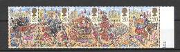 Gran Bretagna 1989 8° Centenario Del 1° Sindaco Di Londra Serie Completa Nuova/mnh** - 1952-.... (Elisabetta II)