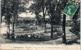 41 - MONTRICHARD -- Fêtes Des 15 , 16 Et 17 Aout 1908 - Montrichard