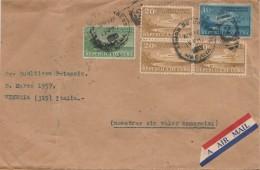 LETTERA ANNI 30 DA CUBA PER ITALIA  (Z1762 - Cuba