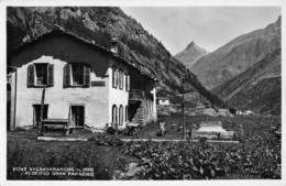 "08519 ""(AO) PONT VALSAVARANCHE M. 2000 - ALBERGO GRAN PARADISO"" ANIMATA, S.A.C.A.T. 1834, VERA FOTO. CART NON SPED - Italia"