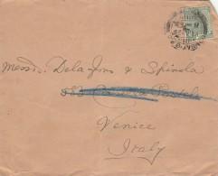LETTERA 1926 DA INDIA PER ITALIA  (Z1833 - India