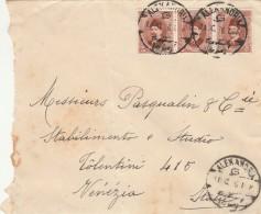 LETTERA 1935 DA EGITTO  PER ITALIA TIMBRO ALESSANDRIA (Z1837 - Egypt