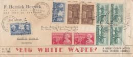 LETTERA 1949 DA USA PER REGNO UNITO TIMBRO NEW YORK (Z1855 - Stati Uniti