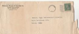 LETTERA 1926 DA USA PER ITALIA TIMBRO CHICAGO  (Z1862 - Stati Uniti
