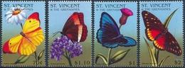 St.Vincent  Vlinders - Vlinders