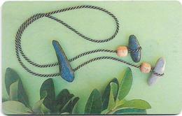 Oman - Chip - Limestone Pebbles - 09.2001, 50.000ex, Used - Oman