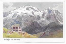 52.  BAMBERGER HAUS AUF FEDAJA     ~ 1900    E.T. COMPTON - Zonder Classificatie