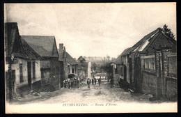 80  PUCHEVILLERS  Route D'Arras - France