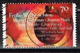 Bund 2016, Michel# 3269 O Weihnachtskugel - BRD