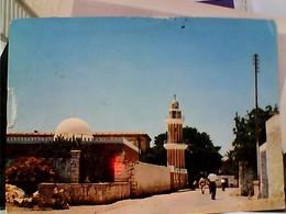 LIBIA LIBYA DERNA UNA MOSCHEA MOSQUE V1968 GU3522 - Libia