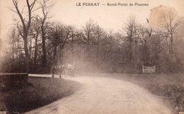 Le Perray - Rond-Point De Pourras - Le Perray En Yvelines