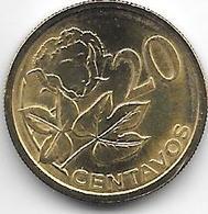 *mozambique 20 Centavos 2006 Km 135 - Mozambique