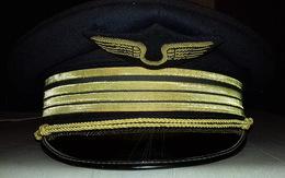 CASQUETTE De COMMANDANT De L'ARMEE De L'AIR - Aviation