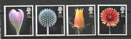Gran Bretagna 1987 Flora Locale. Fiori Serie Completa Nuova/mnh** - 1952-.... (Elisabetta II)