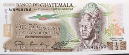 Guatemala 1/2 Quetzal, P-58c (6.1.1983) - UNC - Guatemala