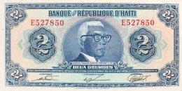 Haiti 2 Gourdes, P-231 (L.1979) - UNC - Haïti