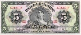 Mexico 1 Peso, P-60j (19.11.1969) - UNC - Mexiko