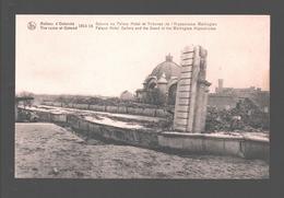Oostende - Ruines D'Ostende - Galerie Du Palace Hôtel Et Tribunes De L'Hippodrome Wellington - Oostende