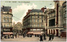 76 ROUEN - Rue De La République - Rouen